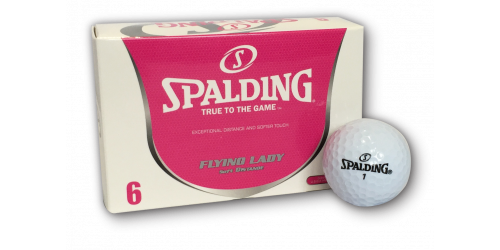 SPALDING FLYING LADY x 6