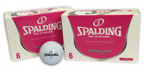 SPALDING FLYING LADY x 12